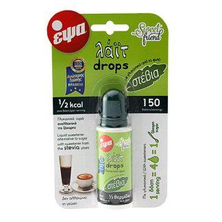 Γλυκαντικό Stevia ΕΨΑ 30 ml