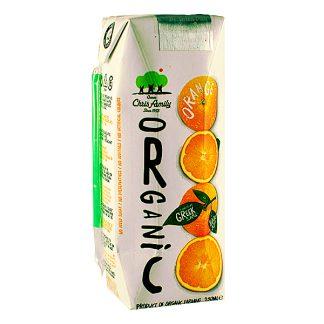 Χυμός πορτοκάλι βιολογικός Χριστοδούλου 250 ml