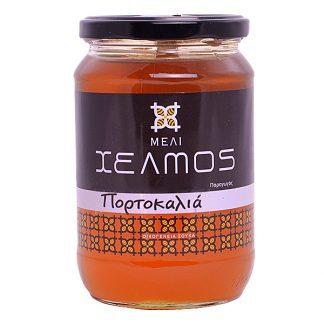 Μέλι πορτοκαλιάς Χελμός 950 γρ