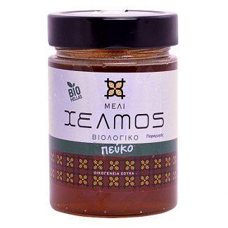 Μέλι πεύκου βιολογικό Χελμός 480 γρ