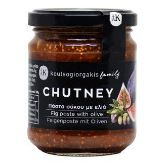 Chutney με πάστα ελιάς 230 γρ
