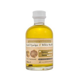 Ελαιόλαδο με άρωμα Λευκής Τρούφας 100 ml