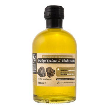 Ελαιόλαδο με άρωμα Μαύρης Τρούφας 250 ml
