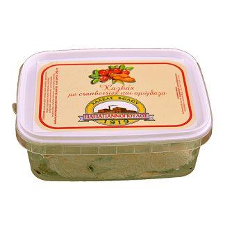 Χαλβάς cranberries - αμύγδαλο Παπαγιαννόπουλου 250 γρ