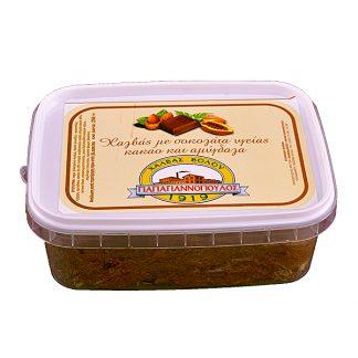 Χαλβάς σοκολάτα υγείας - κακάο - αμύγδαλο Παπαγιαννόπουλου 250 γρ