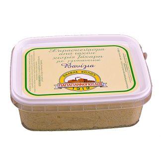 Χαλβάς βανίλια χωρίς ζάχαρη Παπαγιαννόπουλου 250 γρ