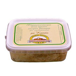 Χαλβάς κακάο χωρίς ζάχαρη Παπαγιαννόπουλου 250 γρ