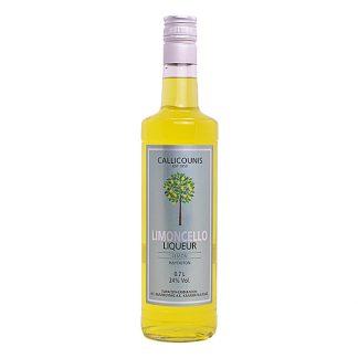 Λικέρ Limoncello Καλλικούνη 0,7 lit