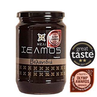 Μέλι βελανιδιάς Χελμός 480 γρ