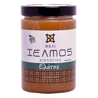 Μέλι ελάτης βιολογικό Χελμός 800 γρ