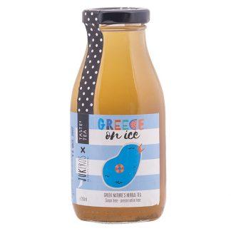 Ρόφημα από βότανα της Ελληνικής φύσης, χυμό λεμονιού και μέλι 260 γρ