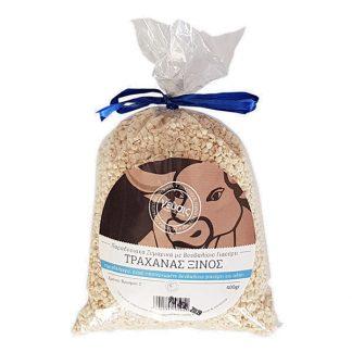 Ξινός τραχανάς με βουβαλίσιο γάλα Γεύσις 400 γρ