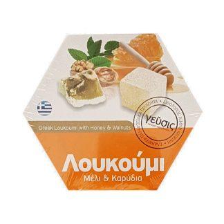 Λουκούμι με μέλι και καρύδια Γεύσις 250 γρ