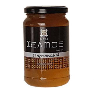 Μέλι πορτοκαλιάς Χελμός 480 γρ