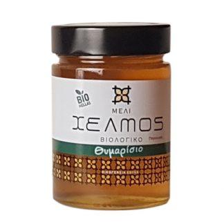 Μέλι θυμαρίσιο βιολογικό Χελμός 480 γρ