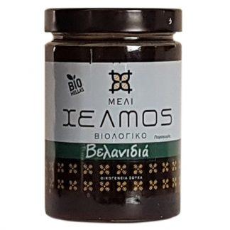 Μέλι βελανιδιάς βιολογικό Χελμός 800 γρ