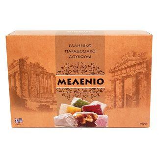 Λουκούμι Μελένιο 400 γρ