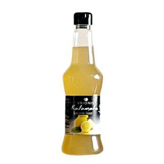 Κρέμα βαλσάμικο λεμόνι Βρυώνη 390 ml