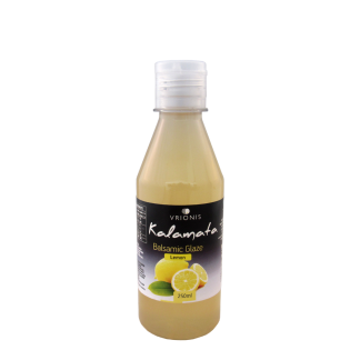 Κρέμα βαλσάμικο λεμόνι Βρυώνη 250 ml