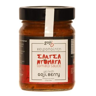 Σάλτσα τομάτας με goji berry 250 γρ