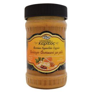 Φυστικοβούτυρο με μέλι Ελληνικός Καρπός 300 γρ